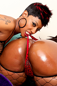 Skyy Black And Cherokee D Ass