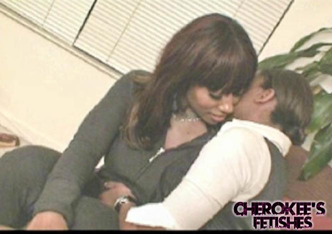 Cherokee D Ass Kissing